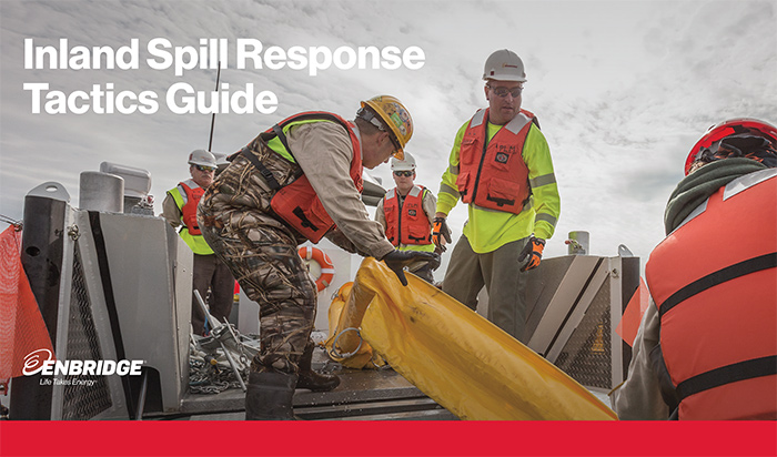 Inland Spill Response Tactics Guide